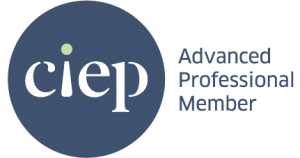 CIEP logo for editing and proofreading